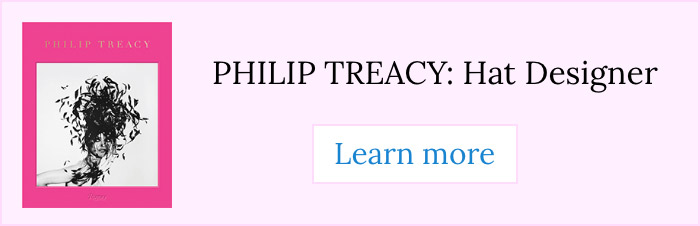 Philip Treacy Book